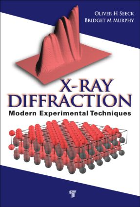 X-Ray Diffraction: Modern Experimental Techniques, 1st Edition (Hardback) book cover