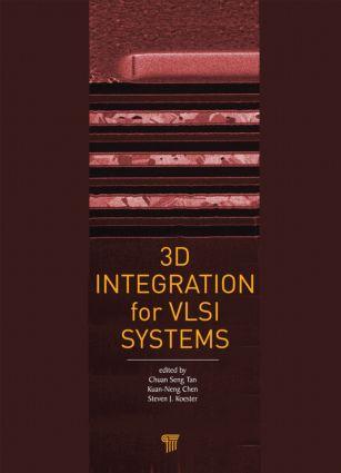 3D Integration for VLSI Systems: 1st Edition (Hardback) book cover