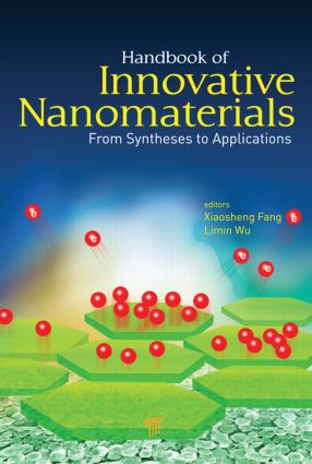 Handbook of Innovative Nanomaterials: From Syntheses to Applications, 1st Edition (Hardback) book cover