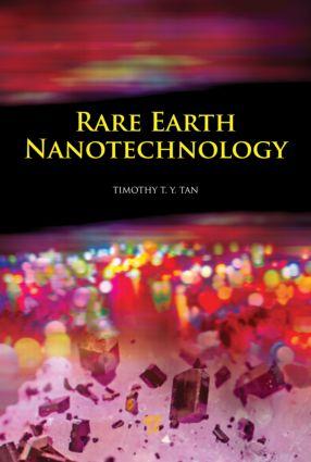 Rare Earth Nanotechnology: 1st Edition (Hardback) book cover