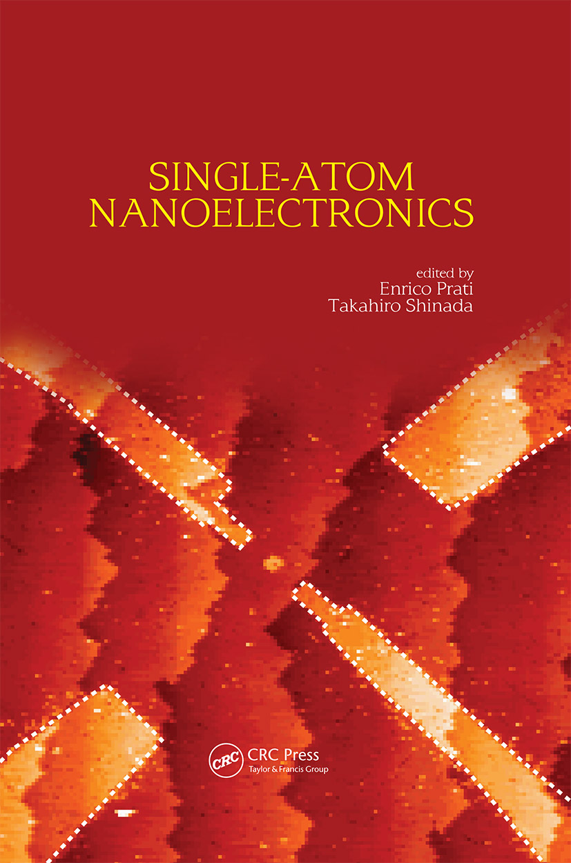 Single-Atom Nanoelectronics: 1st Edition (Hardback) book cover