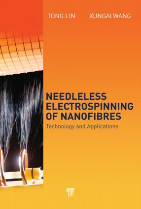Needleless Electrospinning of Nanofibers: Technology and Applications, 1st Edition (Hardback) book cover