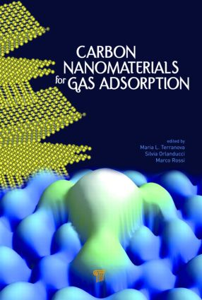 Carbon Nanomaterials for Gas Adsorption (Hardback) book cover