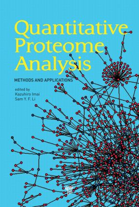 Quantitative Proteome Analysis: Methods and Applications, 1st Edition (Hardback) book cover