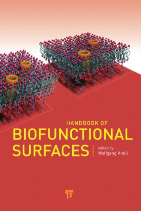 Handbook of Biofunctional Surfaces (Hardback) book cover