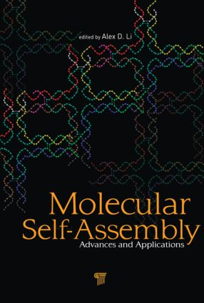 Molecular Self-Assembly: Advances and Applications, 1st Edition (Hardback) book cover