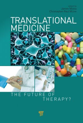 Translational Medicine: The Future of Therapy? (Hardback) book cover