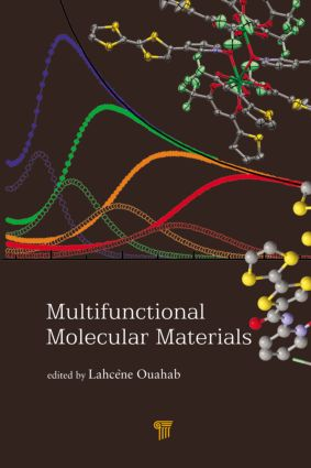 Multifunctional Molecular Materials: 1st Edition (Hardback) book cover
