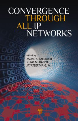 Convergence Through All-IP Networks (Hardback) book cover
