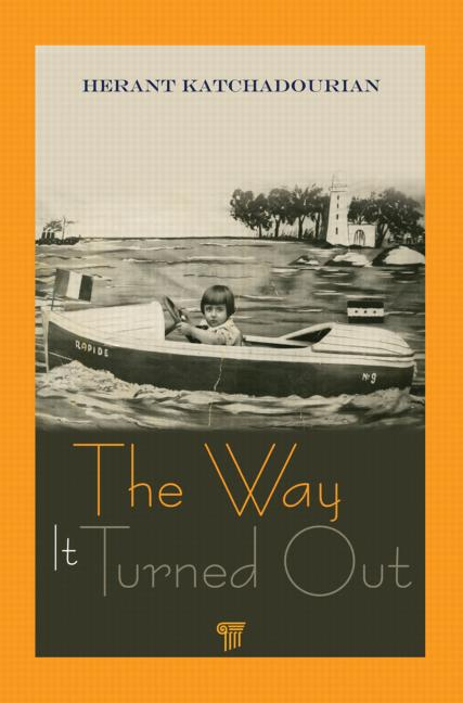 The Way It Turned Out: A Memoir (Hardback) book cover