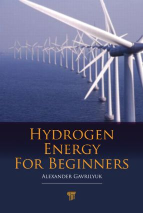 Hydrogen Energy for Beginners: 1st Edition (Hardback) book cover