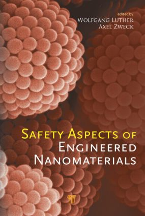 Safety Aspects of Engineered Nanomaterials: 1st Edition (Hardback) book cover