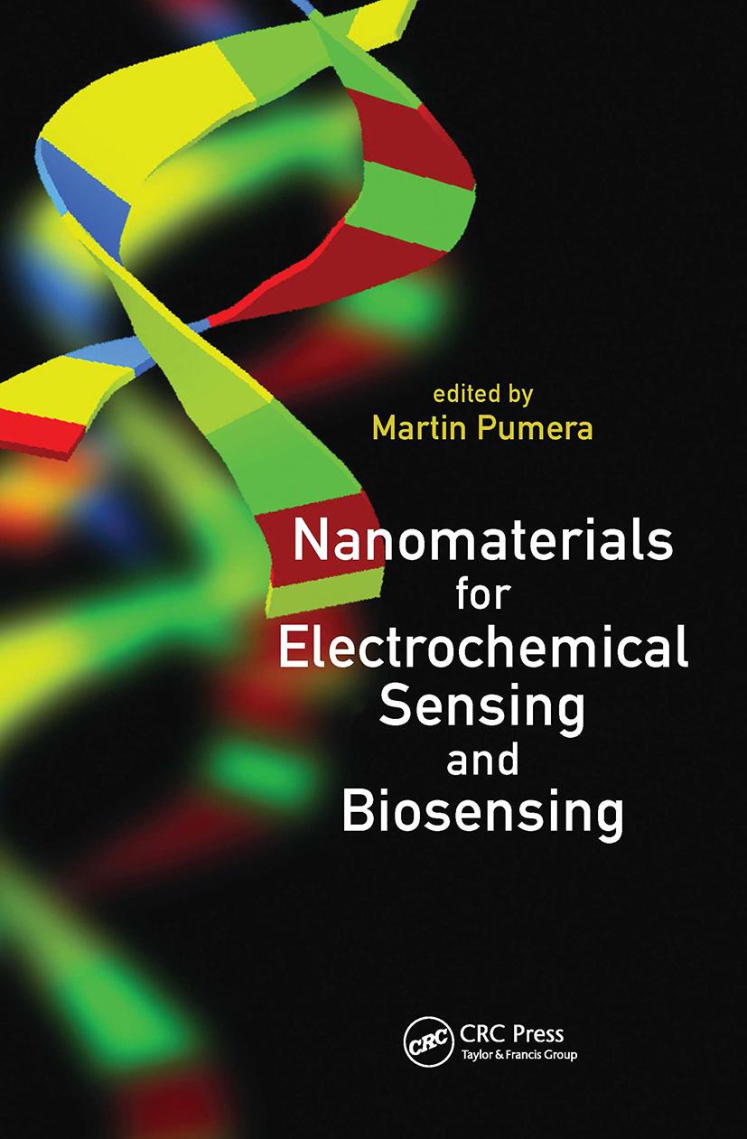 Nanomaterials for Electrochemical Sensing and Biosensing: 1st Edition (Hardback) book cover