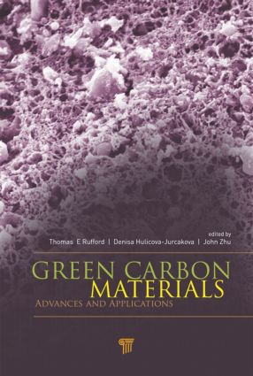 Green Carbon Materials: Advances and Applications, 1st Edition (Hardback) book cover