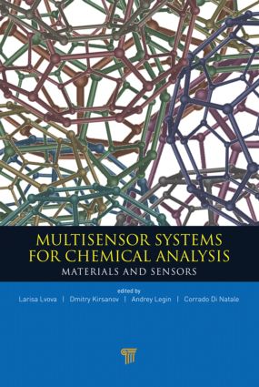 Multisensor Systems for Chemical Analysis: Materials and Sensors, 1st Edition (Hardback) book cover