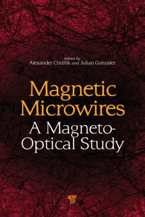Magnetic Microwires: A Magneto-Optical Study, 1st Edition (Hardback) book cover