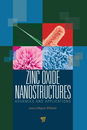 Zinc Oxide Nanostructures: Advances and Applications, 1st Edition (Hardback) book cover
