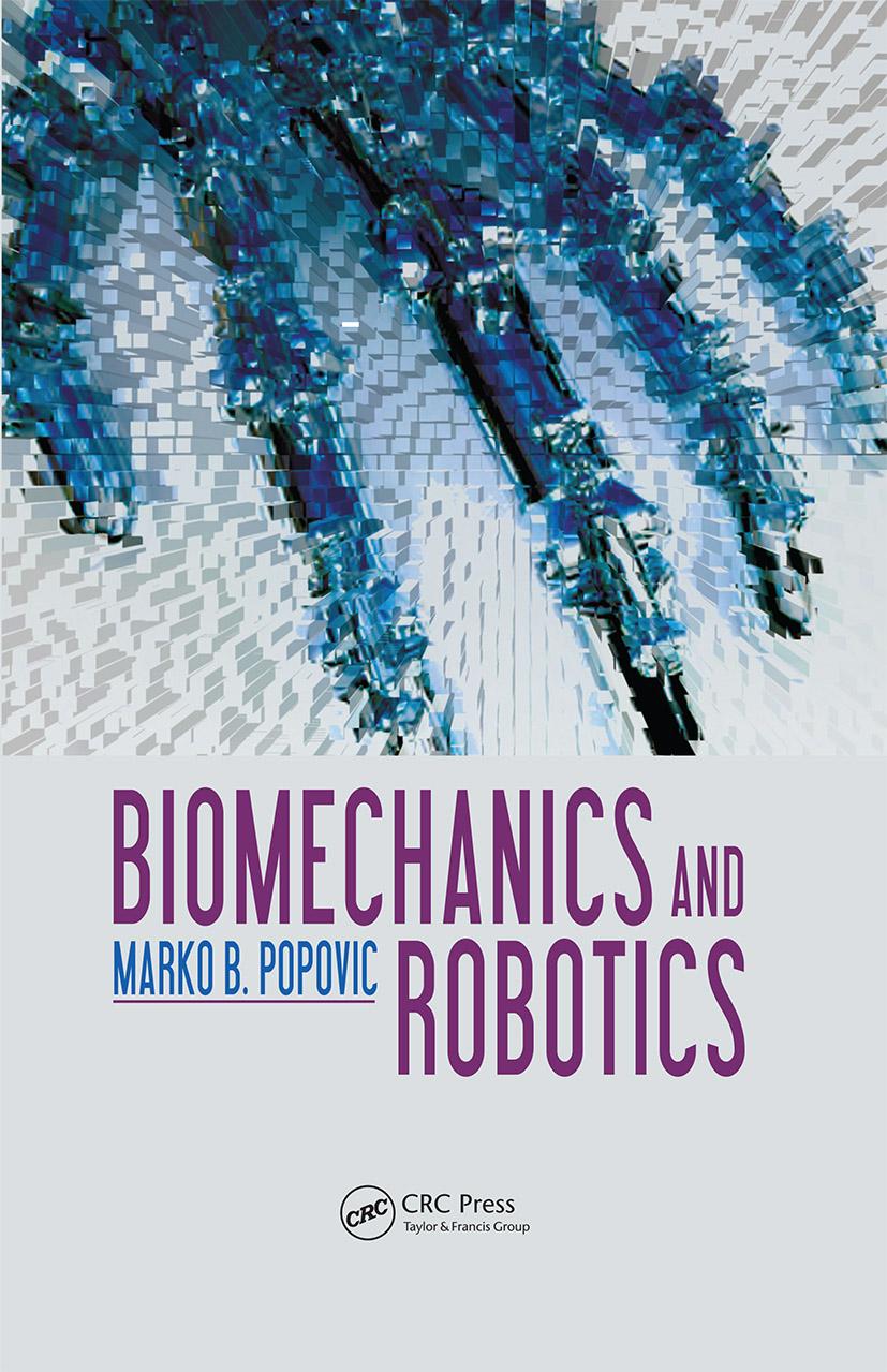 Biomechanics and Robotics: 1st Edition (Hardback) book cover