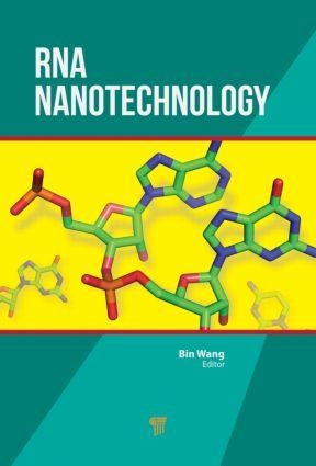RNA Nanotechnology: 1st Edition (Hardback) book cover