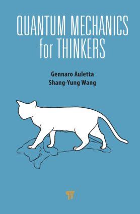 Quantum Mechanics for Thinkers: 1st Edition (Hardback) book cover