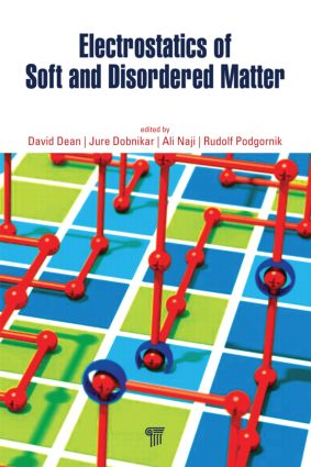 Electrostatics of Soft and Disordered Matter: 1st Edition (Hardback) book cover