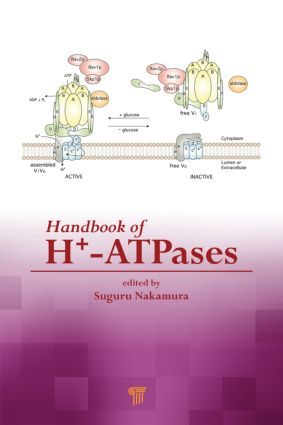 Handbook of H+-ATPases: 1st Edition (Hardback) book cover