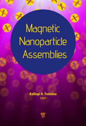 Magnetic Nanoparticle Assemblies: 1st Edition (Hardback) book cover