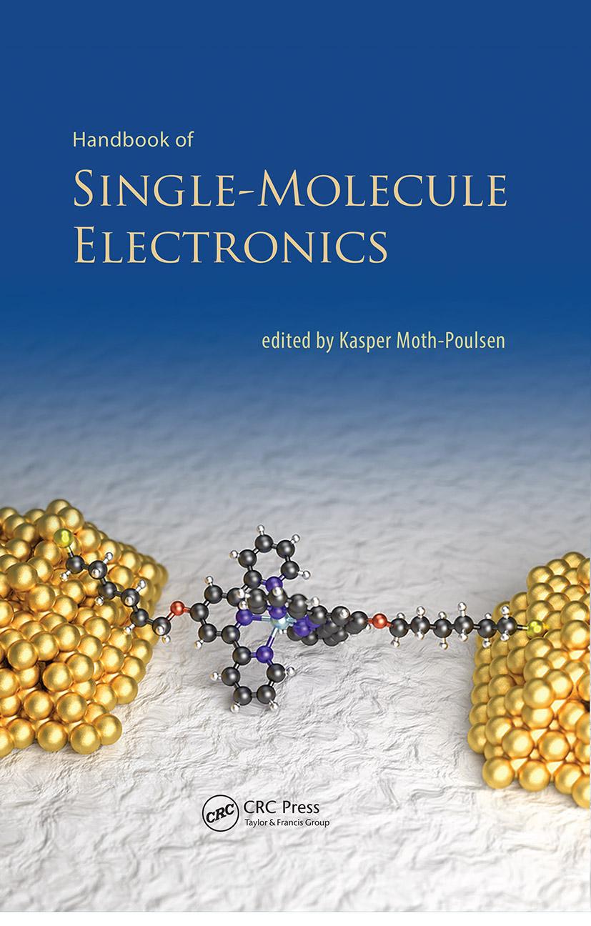 Handbook of Single-Molecule Electronics: 1st Edition (Hardback) book cover
