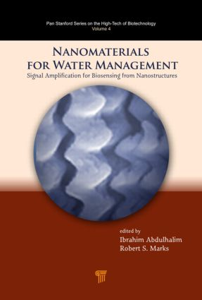 Nanomaterials for Water Management: Signal Amplification for Biosensing from Nanostructures book cover