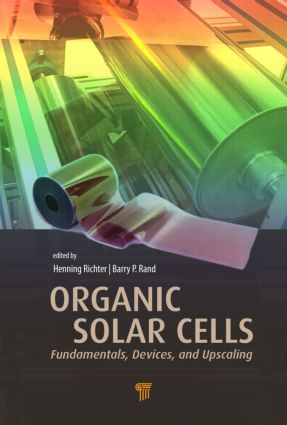 Organic Solar Cells: Fundamentals, Devices, and Upscaling, 1st Edition (Hardback) book cover