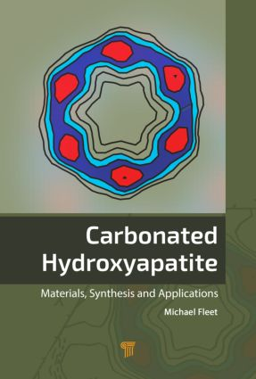 Carbonated Hydroxyapatite: Materials, Synthesis, and Applications book cover