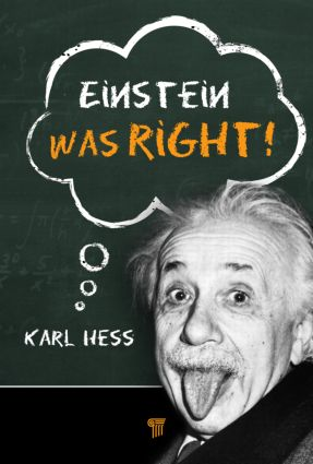 Einstein Was Right!: 1st Edition (Hardback) book cover