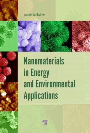 Nanomaterials in Energy and Environmental Applications: 1st Edition (Hardback) book cover