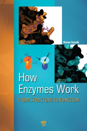 How Enzymes Work: From Structure to Function, 1st Edition (Hardback) book cover