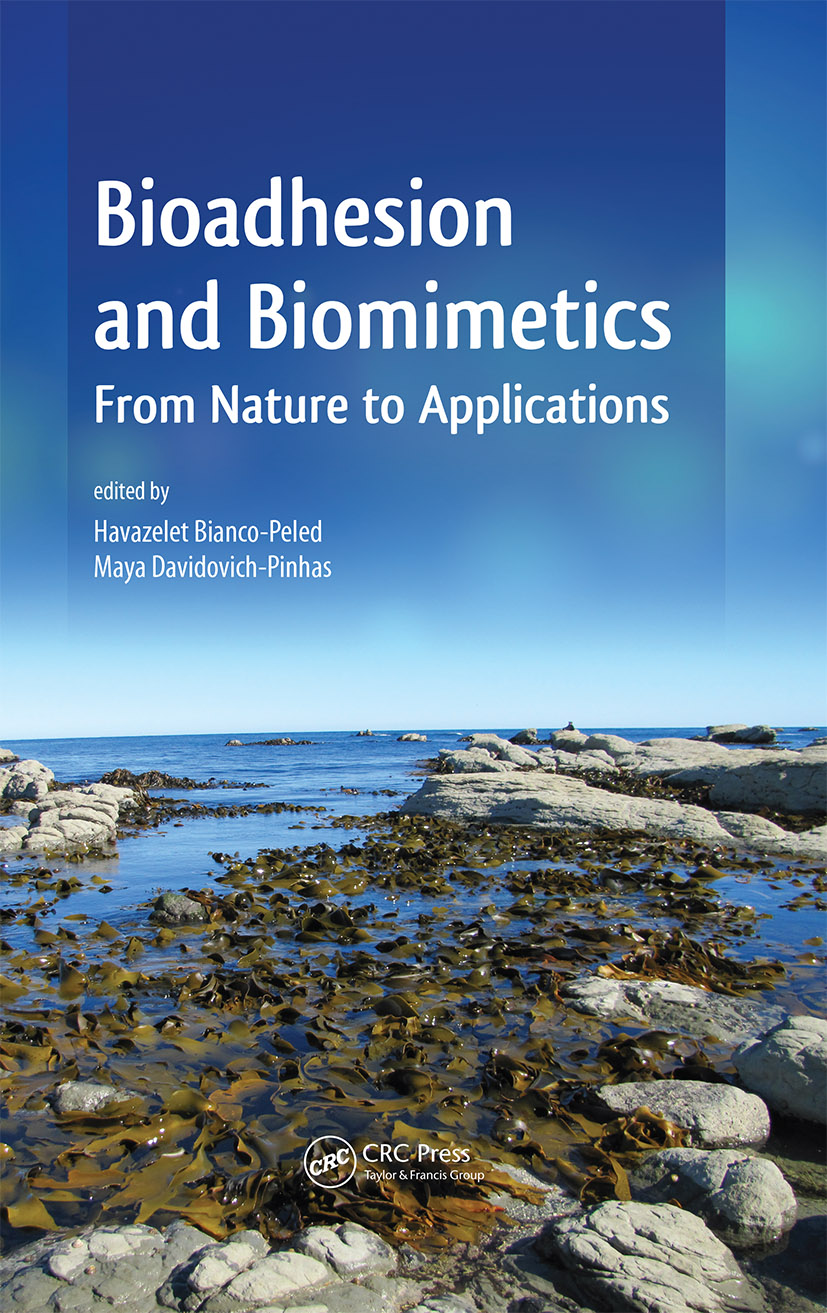 Bioadhesion and Biomimetics: From Nature to Applications, 1st Edition (Hardback) book cover
