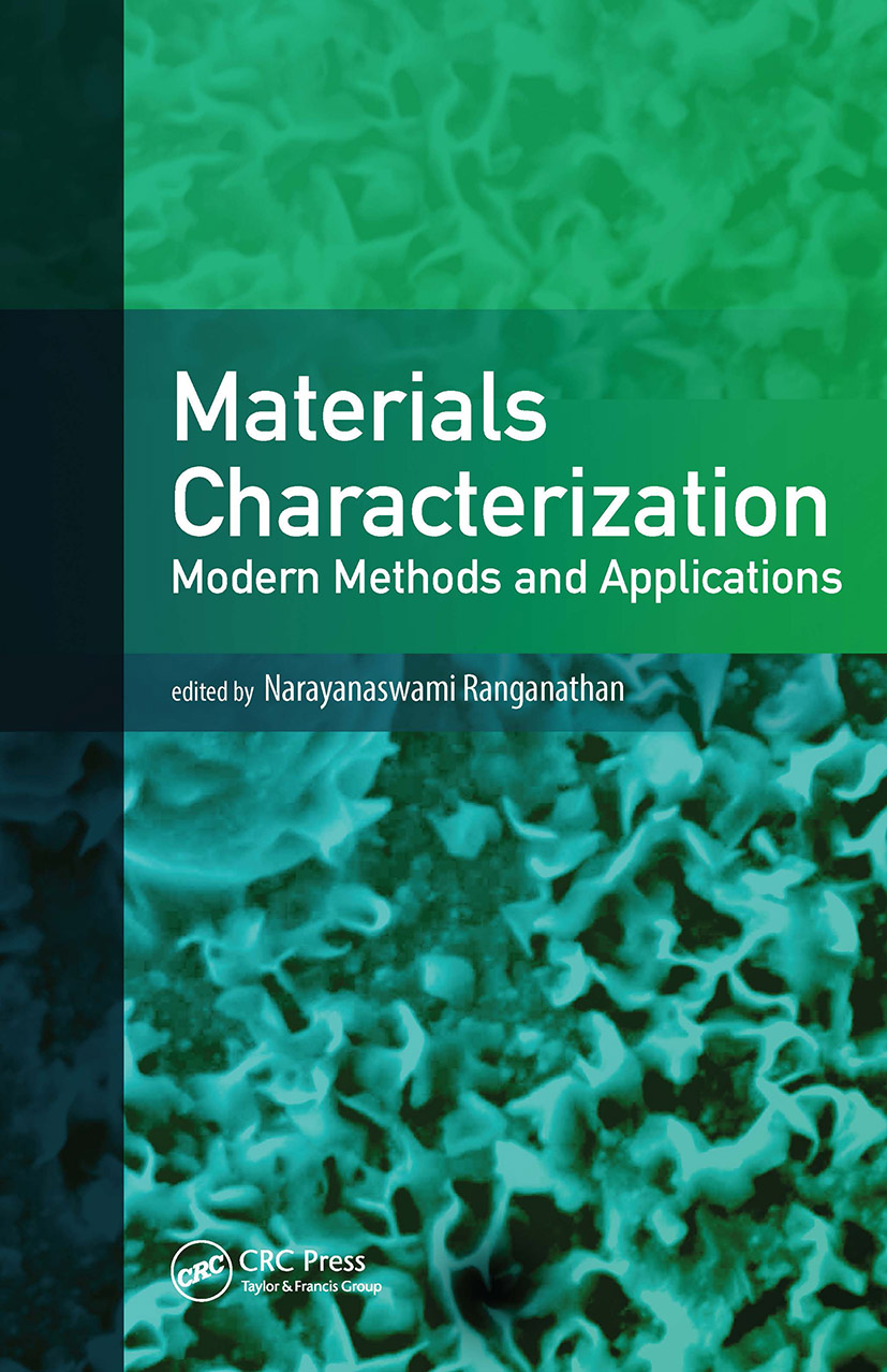 Materials Characterization: Modern Methods and Applications, 1st Edition (Hardback) book cover