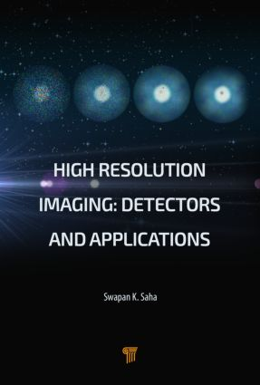 High Resolution Imaging: Detectors and Applications, 1st Edition (Hardback) book cover