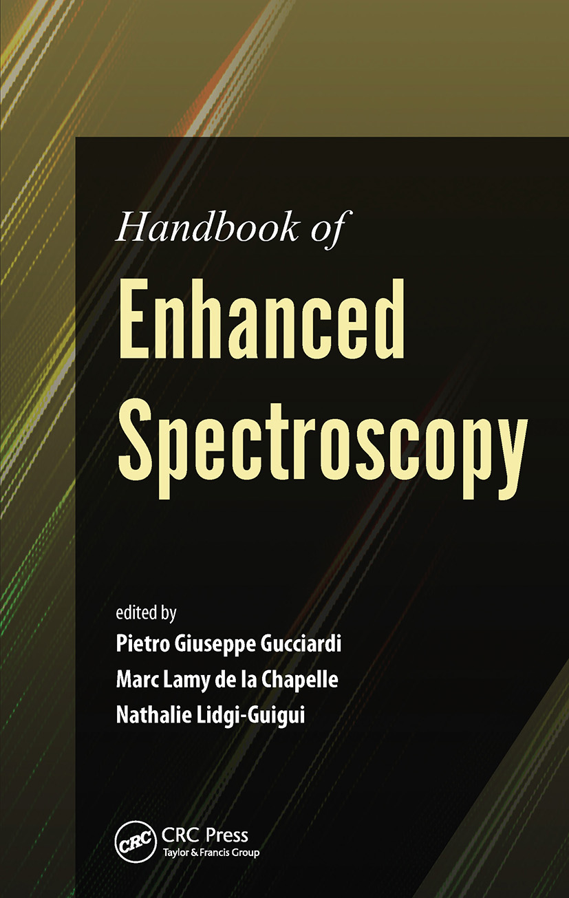 Handbook of Enhanced Spectroscopy: 1st Edition (Hardback) book cover