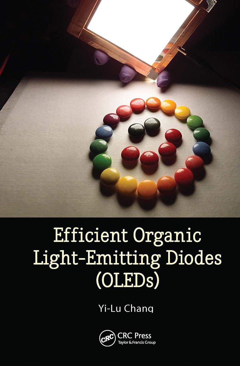 Efficient Organic Light Emitting-Diodes (OLEDs): 1st Edition (Hardback) book cover