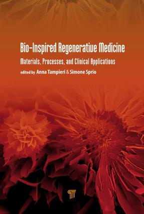 Bio-Inspired Regenerative Medicine: Materials, Processes, and Clinical Applications, 1st Edition (Hardback) book cover
