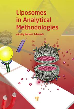 Liposomes in Analytical Methodologies: 1st Edition (Hardback) book cover
