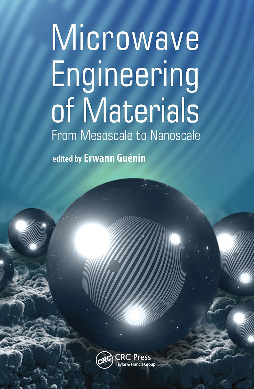 Microwave Engineering of Nanomaterials: From Mesoscale to Nanoscale, 1st Edition (Hardback) book cover