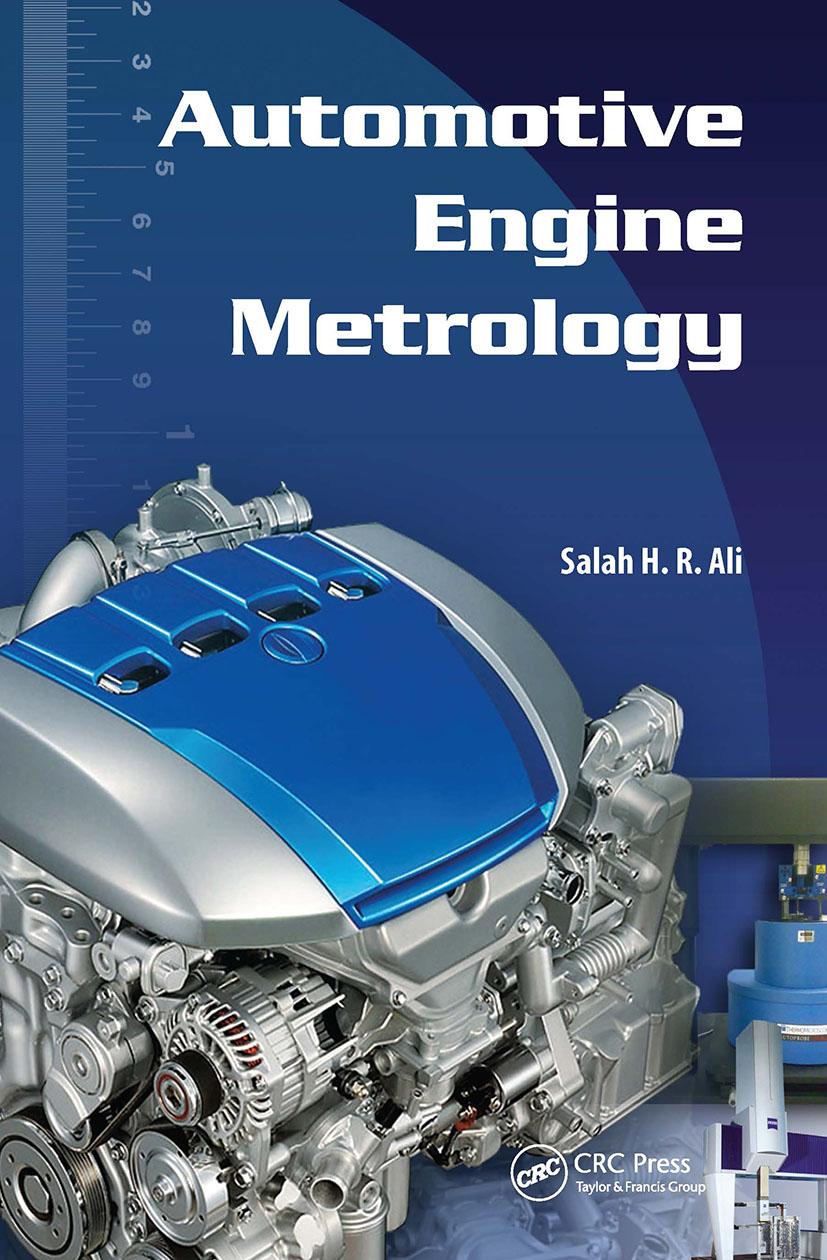 Automotive Engine Metrology: 1st Edition (Hardback) book cover