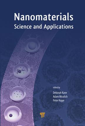 Nanomaterials: Science and Applications, 1st Edition (Hardback) book cover