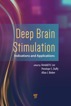 Deep Brain Stimulation: Indications and Applications, 1st Edition (Hardback) book cover