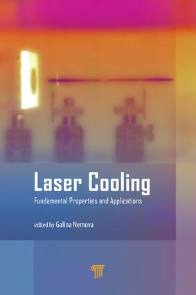 Laser Cooling: Fundamental Properties and Applications, 1st Edition (Hardback) book cover