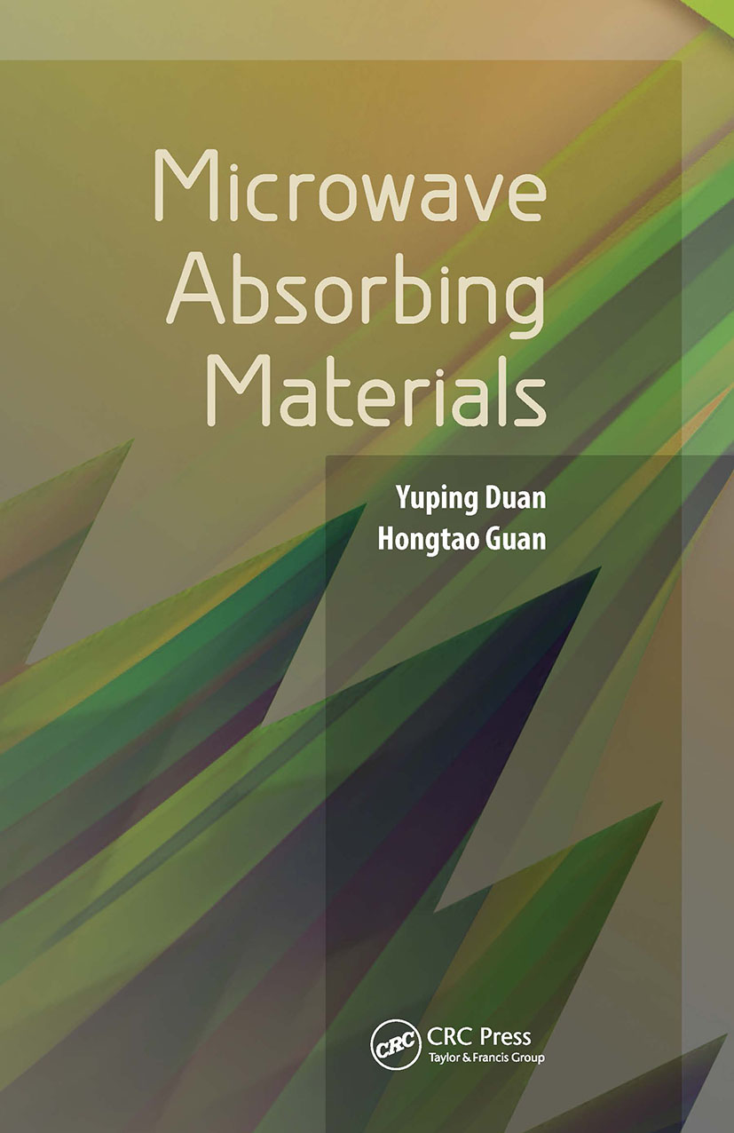 Microwave Absorbing Materials: 1st Edition (Hardback) book cover