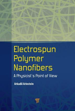 Electrospun Polymer Nanofibers: 1st Edition (e-Book) book cover