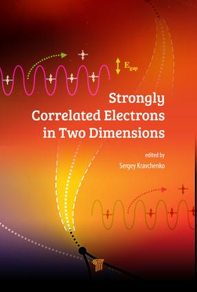 Strongly Correlated Electrons in Two Dimensions: 1st Edition (Hardback) book cover