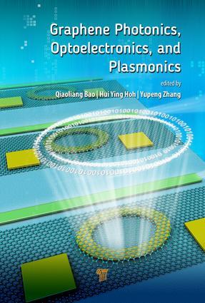 Graphene Photonics, Optoelectronics, and Plasmonics: 1st Edition (Hardback) book cover